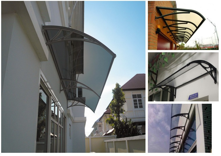 door canopy polycarbonate awning (2)