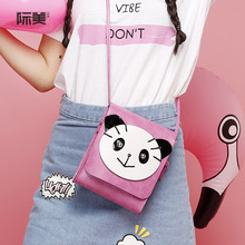 Fashion Leisure Shoulder Bag Ladies Crossbody Bag Korean Style Lovely Cartoon Bags Small Handbag For Phone