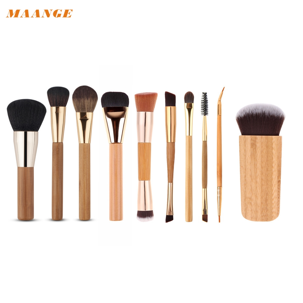 Eye Makeup Brushes Set Eyeshadow Blending Brush Powder Foundation Eyeshadading Eyebrow Lip Eyeliner Brush Cosmetic Tool g6719