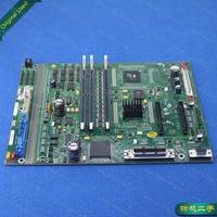C6071-60001 Main logic PC board for HP Designjet 1050 1055 Original used