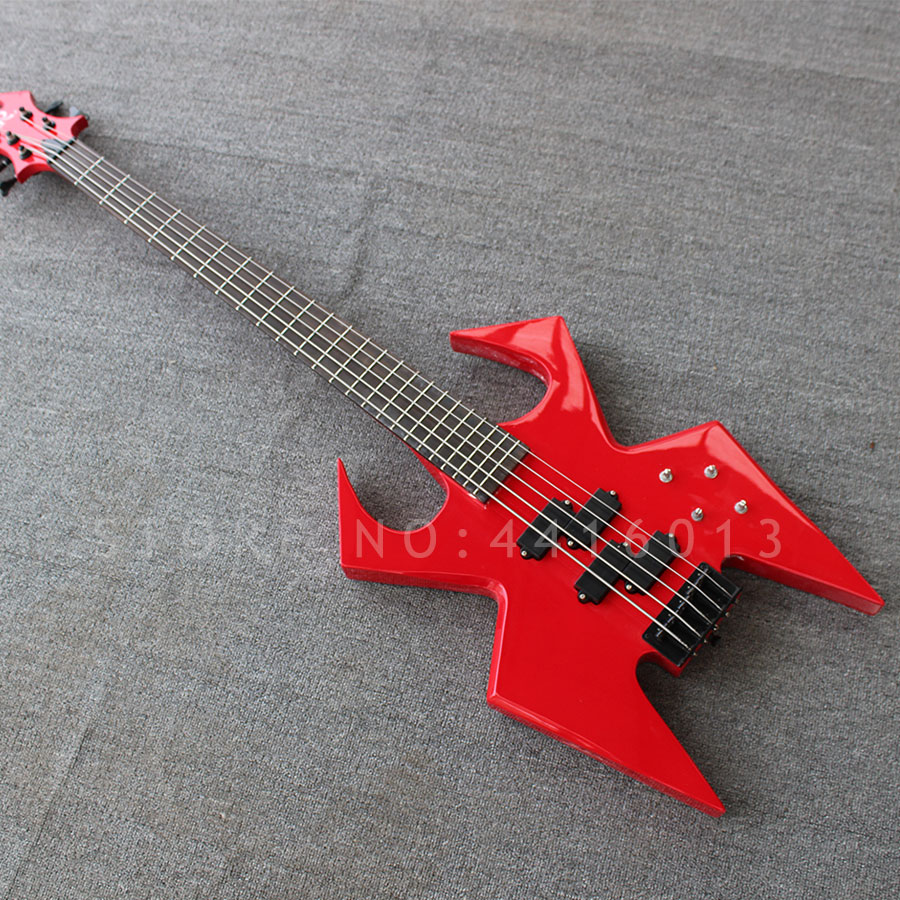 2018 Top quality factory custom BC Rich bass 5 strings
