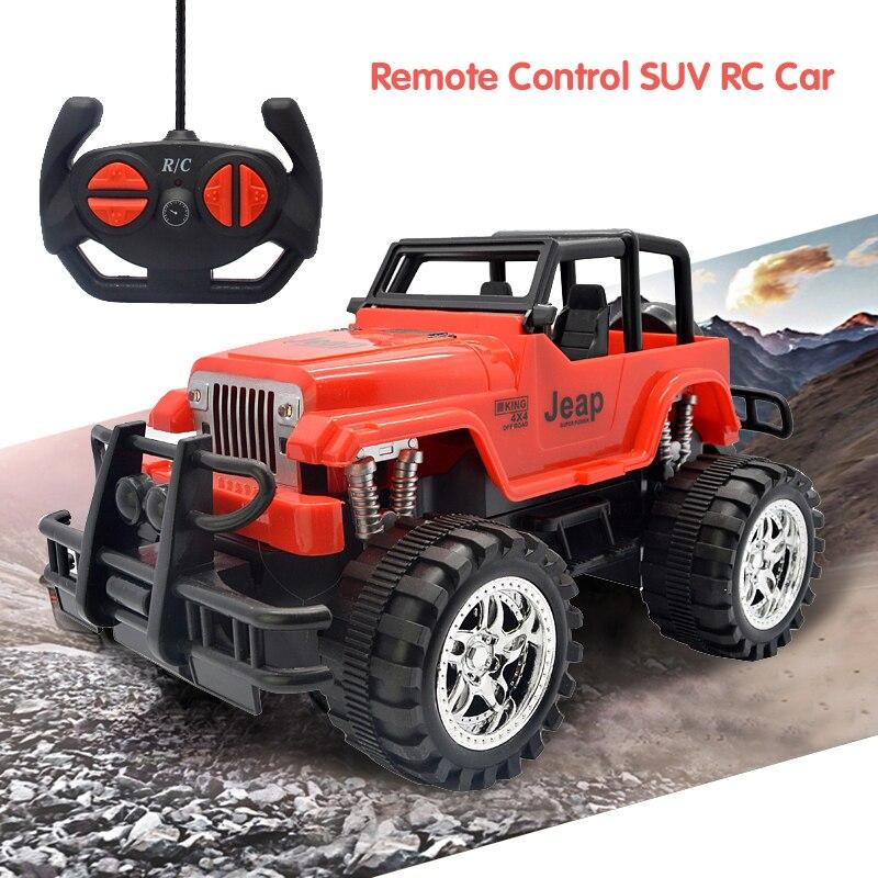 New Electric 4 canale de control de la distanță SUV RC Mașină 4CH - Jucării cu telecomandă