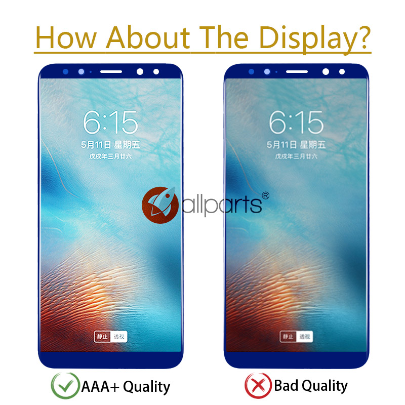 AAA Quality 5.9 1920x1080 IPS Display For HUAWEI Mate 10 Lite LCD Touch Screen MaiMang 6 / G10 / G10 Plus LCD Digitizer Parts
