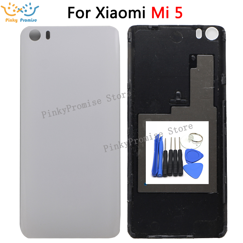 Battery Back Cover for xiaomi mi5 mi 5 M5 phone cases xiaomi mi 5 Back Battery housing cover replacement-in Mobile Phone Housings & Frames from Cellphones & Telecommunications on AliExpress - 11.11_Double 11_Singles' Day 1