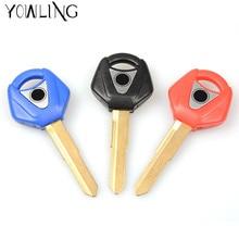 motorcycle keys embryo blank key for yamaha R1 R6 mt09 MT-09 fz09 mt-07 fz07 mt07 MT03 mt-03 Uncut Blade Chip