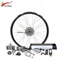 BAFANG набор преобразования для электрического велосипеда с мотором колеса 36 В 350 Вт высокоскоростной бесщеточный Планетарная втулка 36V10AH samsung