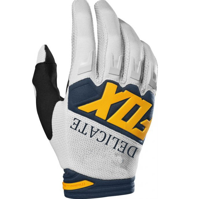 Home Motocross Glove Motorbike Riding Mountain Cycling Sports Dirtpaw Race Yellow Gloves Special Summer Sale