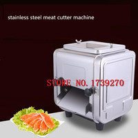2018 Commercial Use Stainless Steel Electric Multi Function Meat Slicer Slice Cutter Diced Machine