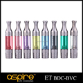 Originales Aspire ET BVC Clearomizer sabor puro 3.0 ml Bottom Dual Coil atomizador eGo tema ET BDC BVC Clearomizer
