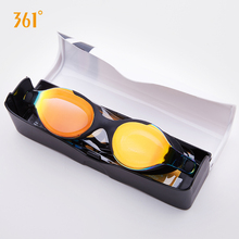 361 Mirrored  Swimming Goggles Adult Professional Anti Fog UV Protection Swim Goggles for Men Women Waterproof  Anti Leak 361 mirrored swim goggles adult professional anti fog uv protection swimming goggles for men women children waterproof anti leak