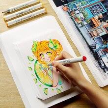 BGLN маркер специальная бумага A3/A4/A5 одежда промышленная бумага для рисования Студенческая ручная копия цвет свинец Искусство ручной росписи поставки