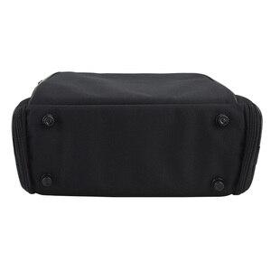 Image 2 - SUNNYLIFE 34x28x13 см вместительная сумка для хранения с защитой от царапин, чехол для Epson Panasonic BenQ Sharp Optoma NEC Acer проектор