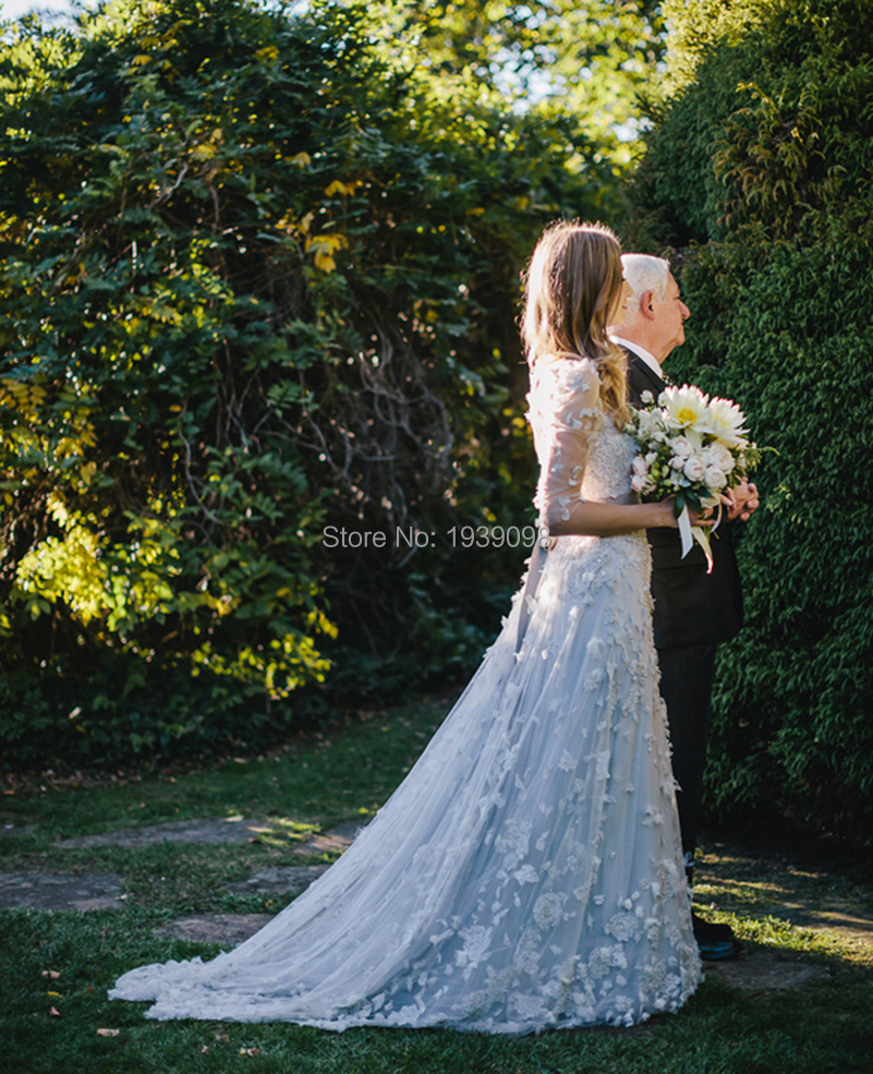 fairy tale bride fairy wedding dress