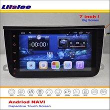 Liislee автомобиля Android GPS Navi навигация Системы для Smart Fortwo W451 2007 ~ 2014 Радио Аудио Видео Мультимедиа (без CD dvd-плеер)