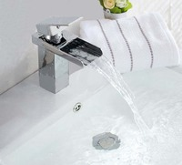 New Arrival High Quality Brass Basin Waterfall Faucet