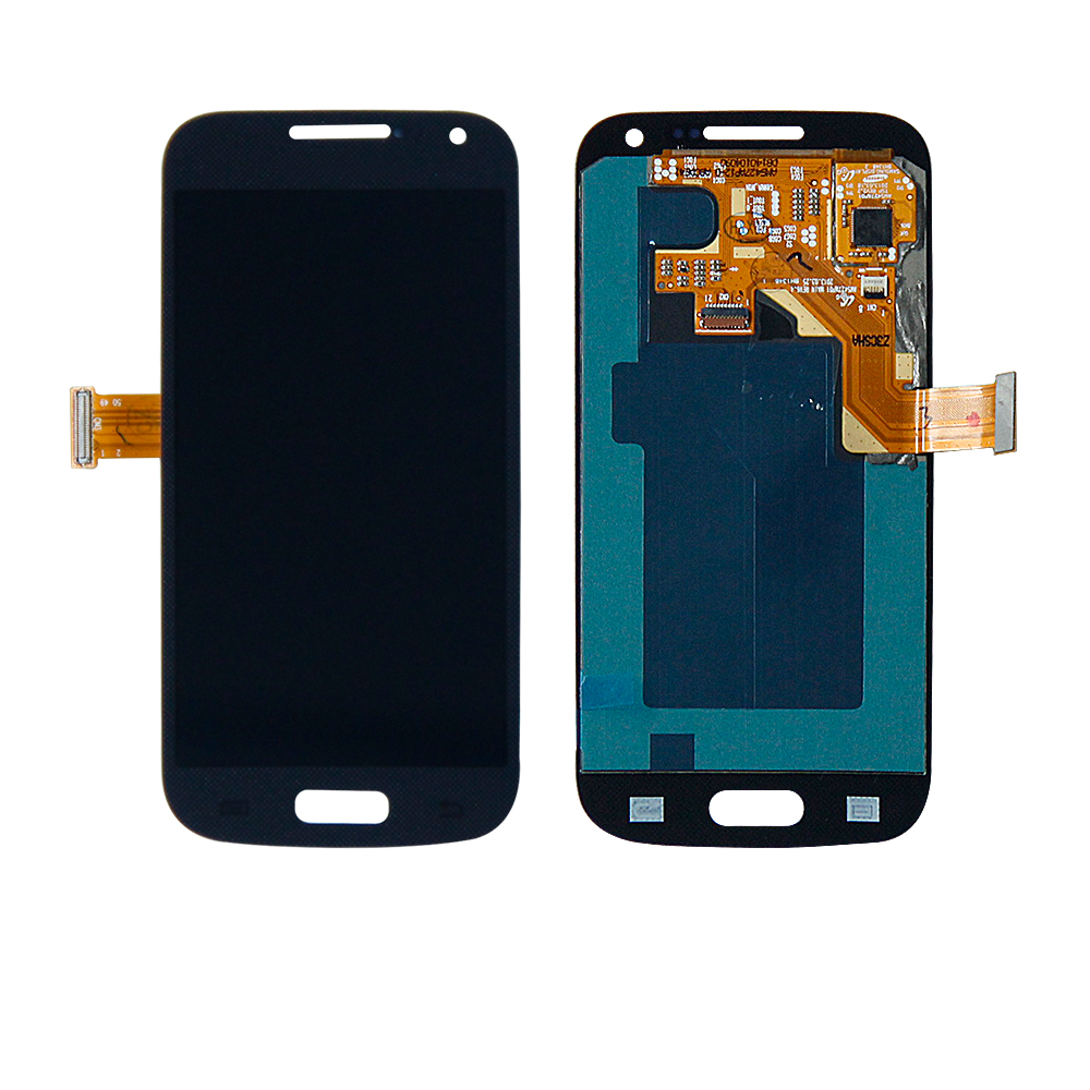AMOLED <font><b>LCD</b></font> For <font><b>Samsung</b></font> <font><b>Galaxy</b></font> <font><b>S4</b></font> <font><b>mini</b></font> i257 i9192 <font><b>i9190</b></font> i9195 <font><b>LCD</b></font> Display Touch <font><b>Screen</b></font> Digitizer Glass Assembly Replacement image