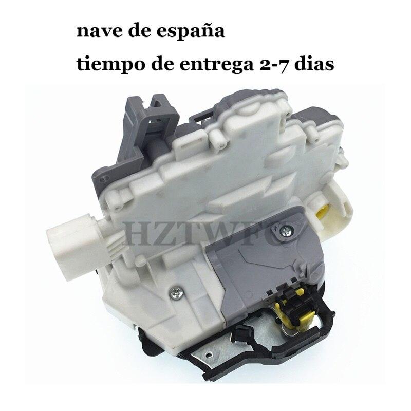 Para Vw Eos Skoda Superb Delantero Izquierda Del Lado Del Pasajero Mecanismo Actuador de la cerradura de puerta