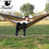300*200 centímetros Ultra Large Hamak 2 3 Pessoas Dormindo Parachute Hammock Cadeira Balanço Do Jardim Pendurado Ao Ar Livre hamacas Acampamento Ao Ar Livre|Redes|   -