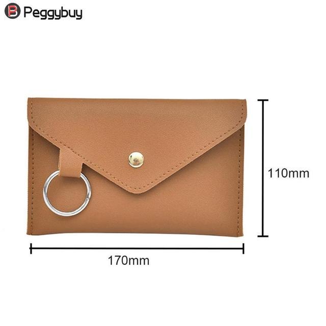 Fashion New Women Waist Pack Femal Belt Bag Phone Pouch Bags Brand Design Women Envelope Bags for Ladies Girls Fanny Pack Bolosa