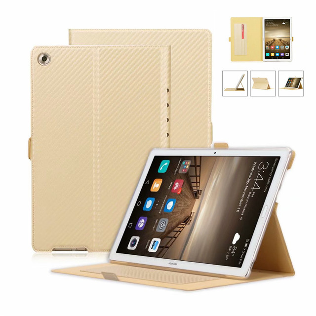buy popular d1b91 5ec2e US $16.14 15% OFF|Luxury Case For Huawei MediaPad M5 Pro 10 10.8 CMR AL09  Smart Cover Funda Tablet TPU PU Leather Flip Folding Stand Capa Shell-in ...