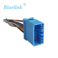 Biurlink For Honda Fit for Buick Excelle for Suzuki Car Transfer Line Wire Harness Cable Adapter(China)