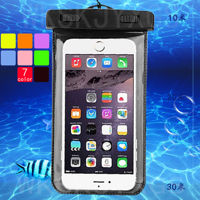 finest selection edc0f c7907 US $2.79 30% OFF|waterproof phone case For Samsung Galaxy J1 Ace J110  accessories Touch Mobile Phone Waterproof Bag Smartphone accessories-in  Phone ...