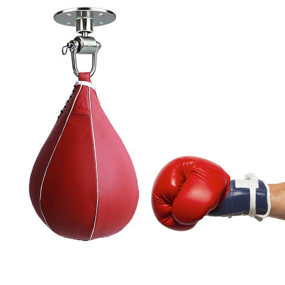 Us 22 9 32 Off Sandbags Swivel Pear Sd Punching Ball Base Hook Mount Pera Boxeo Kit Punch Bag Sdbag Boxing Fitness Training Professional In