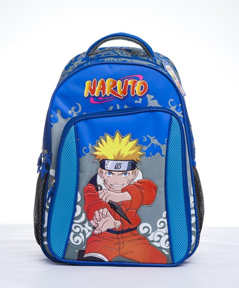 Aliexpress.com : Buy Free Shipping New Naruto Backpack Boy Girl ...