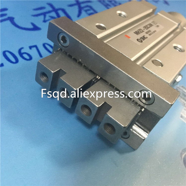 MHZ2-25C3M  SMC  standard type cylinder parallel style air gripper  pneumatic component MHZ series mhc2 10d angular style double acting air gripper standard type smc type pneumatic finger cylinder