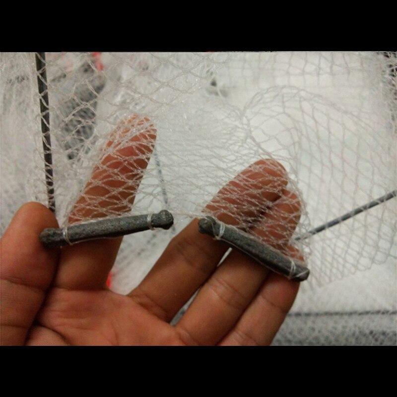 Pituus10m 33sektion 20 kalan sisääntulo häkki kalastusverkko kiina - Kalastus - Valokuva 5