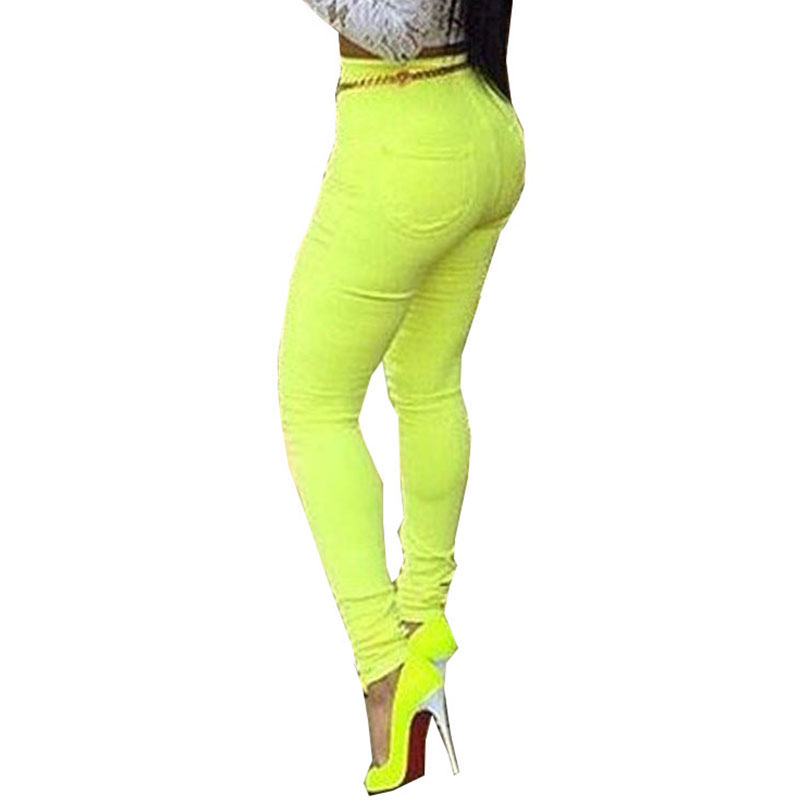 Lime Green Pants Promotion-Shop for Promotional Lime Green Pants ...