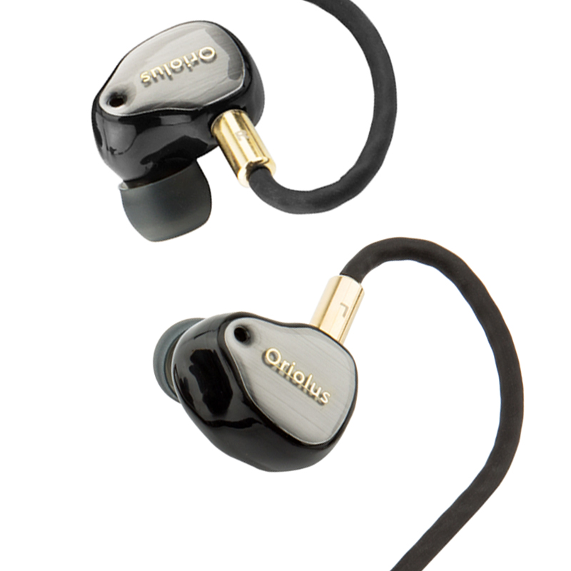 JABEN Oriolus Forsteni 2B 1D Hybrid Drivers HiFi earphone IEM with 2Pin 0 78mm Detachable cable