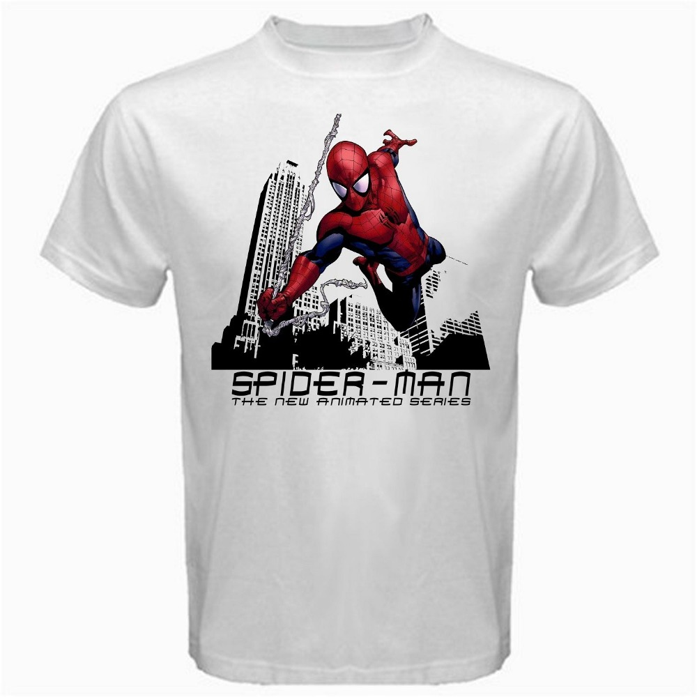 the amazing spiderman design men t shirt the new amazing