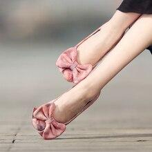 Осень 2017 г. женская обувь на плоской подошве розовый дизайнерские женские серые лоферы с бантом Женские туфли ручной работы в стиле ретро натуральная кожа Мокасины сладкий