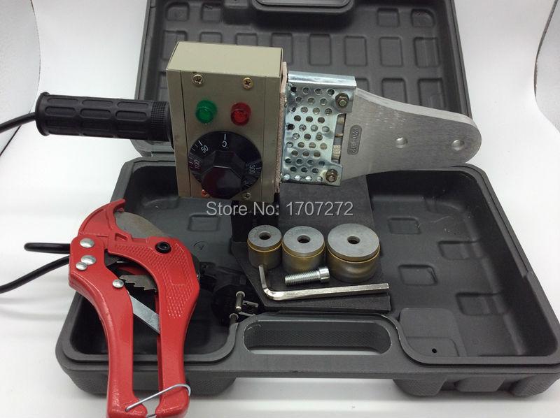 Nemokamas pristatymas 20-32 mm 220V 600W karšto lydymo aparatas, PPR - Suvirinimo įranga - Nuotrauka 6