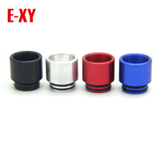 E-XY Aluminum 810 Drip Tip for 810 Vape Kennedy 24/25 Mad Dog 510 Tank Colorful Mouthpiece