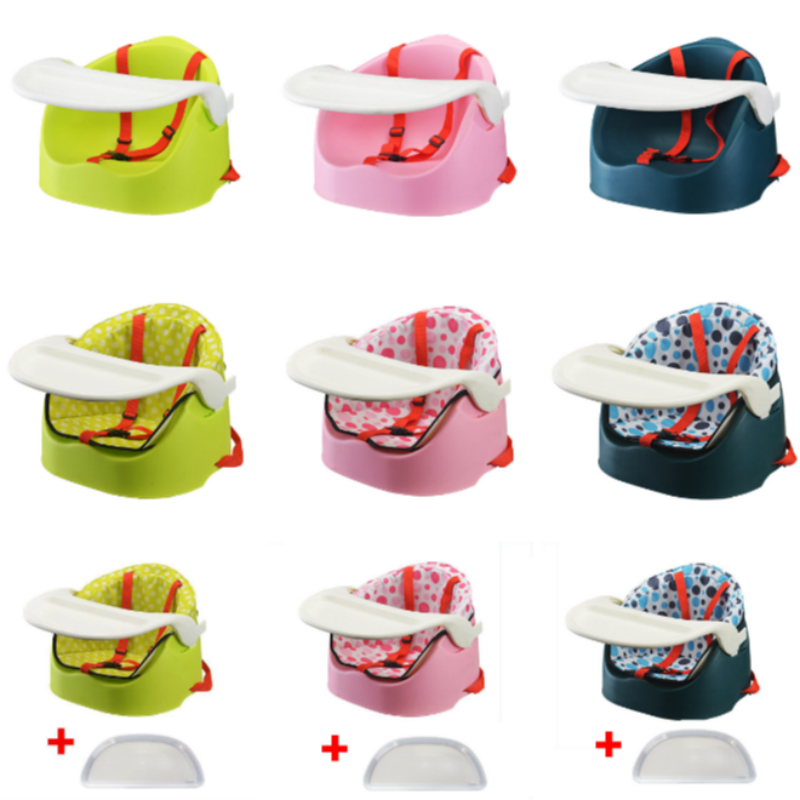 Baby Chair Portable Safety Brand Infant Seat Belts Belt Folding Dining Feeding Kids Product Dining Lunch Harness Kids Chair