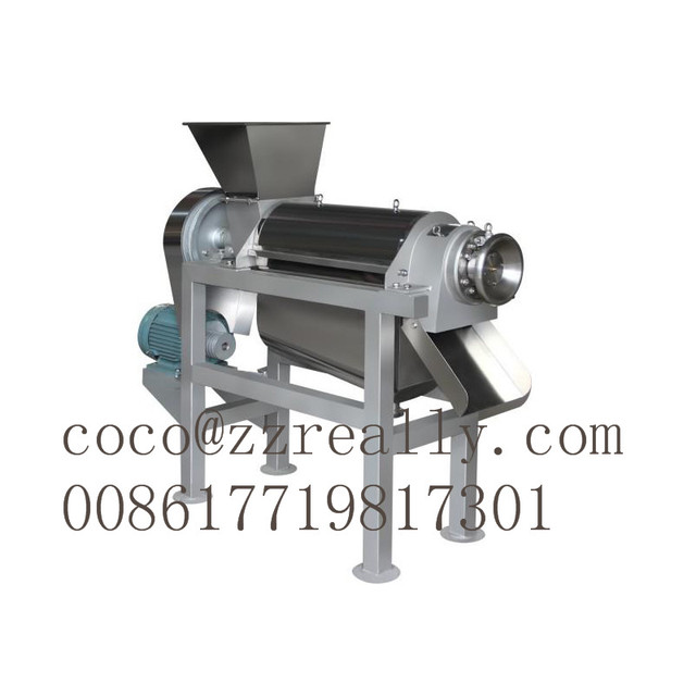 KN-0.5t/h commercial high quality fruit juicer machine/extrator 1