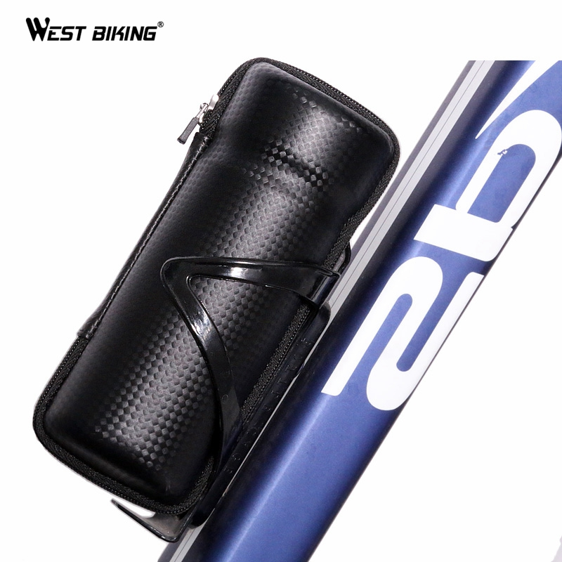 Cycling Tool Capsule Boxes Apply Bottle Cage Can Store Keys Repair Tools Kit Set Glasses MTB Bike Storage Boxes Bicycle Tool Bag