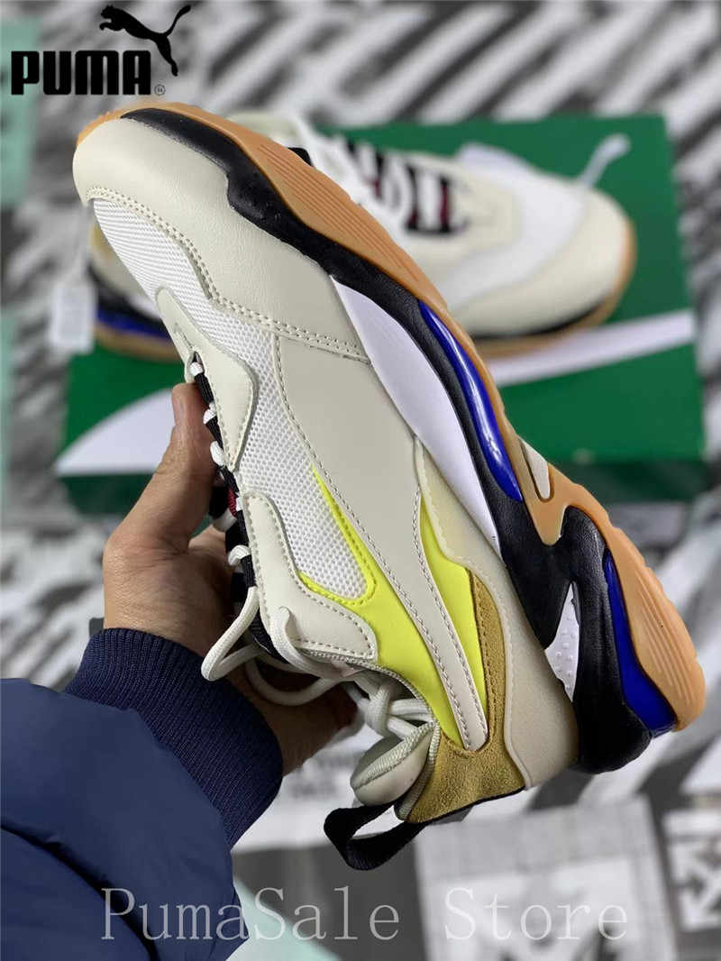 db05c711ca9 ... PUMA Thunder Spectra Mens Sneakers Sport Shoes 367516-05 Badminton  Shoes Thunder Desert Men s Retro ...