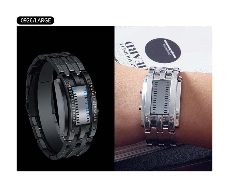 SKMEI Watch Men 2019 Top Creative Men\`s Waterproof Digital Watches Display Lover\`s Male watches relogio masculino (16)