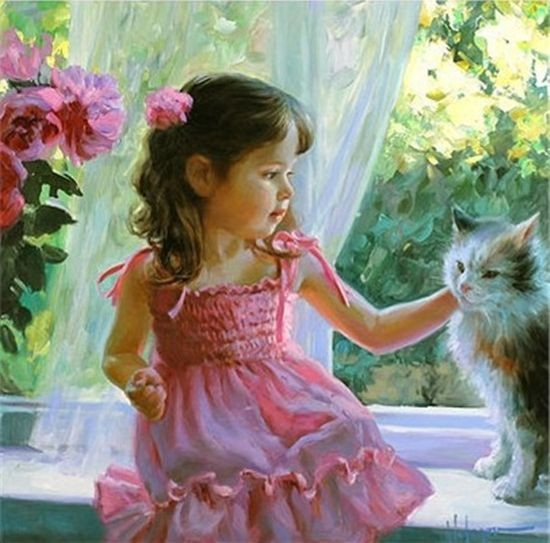 ImpressioniArtistiche Vladimir Volegov children