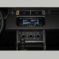 Сзади заднего вида Камера смартфон зеркалирование/CarPlay видео Интерфейс для Range Rover Sport 2017 с 10.2 дюймов OEM Дисплей