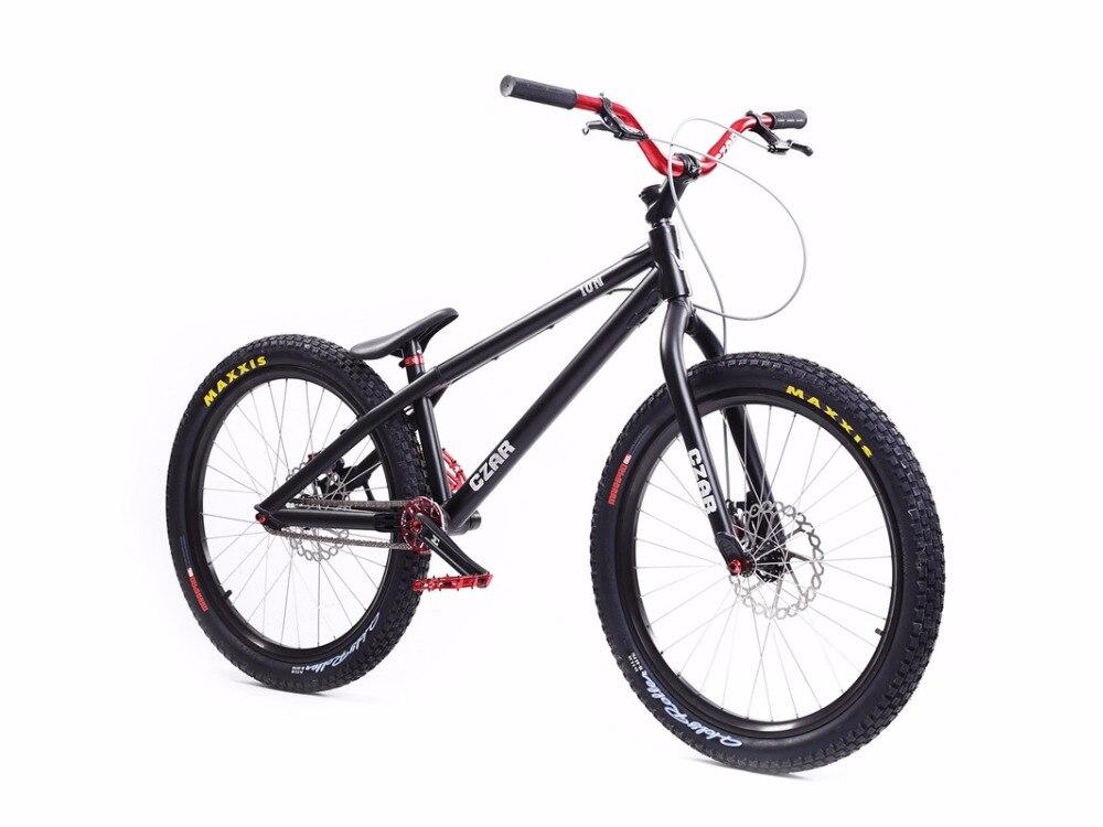 Эхо Craz Ion 24 дюйма пробный велосипеды подняться велосипеды прыжки Велосипедный Спорт  ...