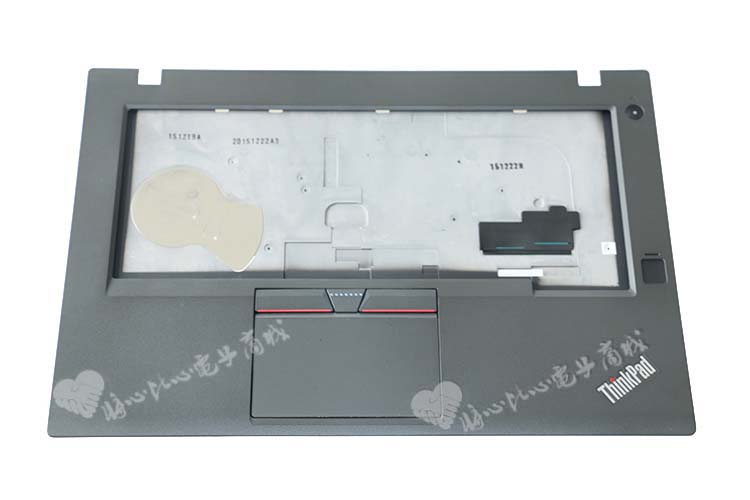 New Original For Lenovo ThinkPad T460P Palmrest Upper Case Keyboard Bezel Cover with Touchpad + Fingerprint 01AV925 AP10A000100 new russian ru laptop keyboard for lenovo ideapad u530 palmrest keyboard bezel cover touchpad with backlit 90204072 black
