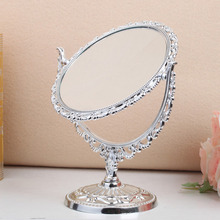 Double sided Round Mirror