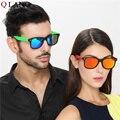 New Sunglasses Women Men Brand Designer 2017 Color Lens Sun Glasses Men Male Sunglasses Polaroid Sun Glasses For Men Oculos