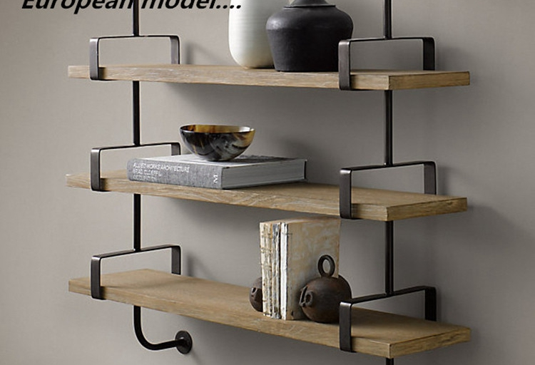 simple wood wall shelving closet wrought iron shelves word separator shelf bracket support frame decorated living roomin brackets from home improvement on