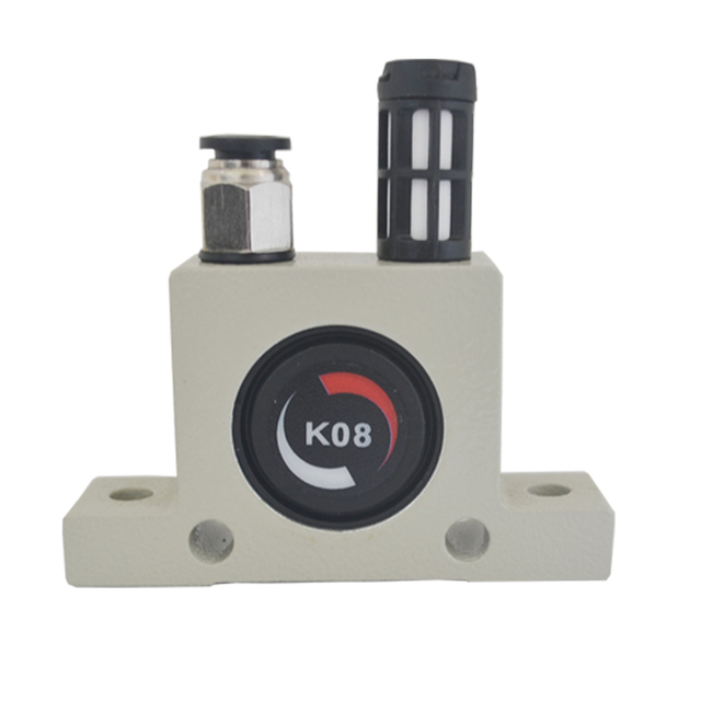 Free shipping Industrial pneumatic vibrator oscillator ball type K-series K8,K10,K13,K16,K20,K25,K30,K32,K36