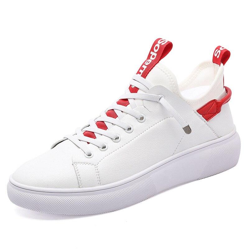 1 Aérea De No 2018 Fuerza E Invierno Nuevos Casuales Hombres La Otoño Negro Zapatos ¡ blanco Moda Los Jóvenes qHx67HfBw1
